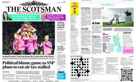 The Scotsman – October 06, 2017