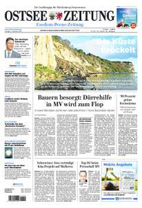 Ostsee Zeitung Wolgast - 05. Oktober 2018
