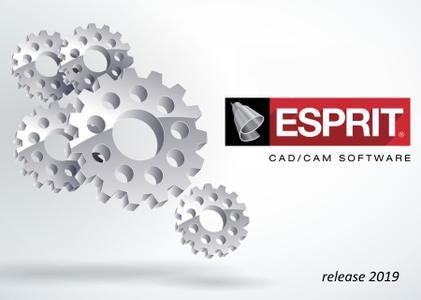 DP Technology ESPRIT 2019.1