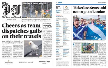The Press and Journal Moray – June 17, 2021