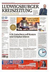 Ludwigsburger Kreiszeitung - 28. Oktober 2017