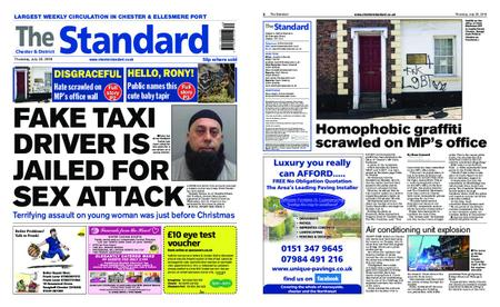 The Standard Chester & District – July 25, 2019