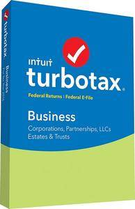 Intuit TurboTax Business 2017