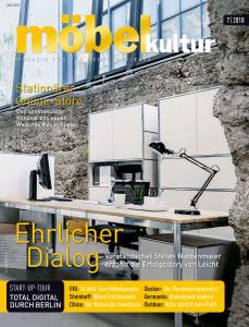 Möbel Kultur - Nr.7 2018