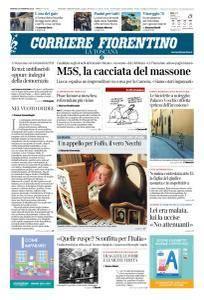 Corriere Fiorentino La Toscana - 16 Febbraio 2018