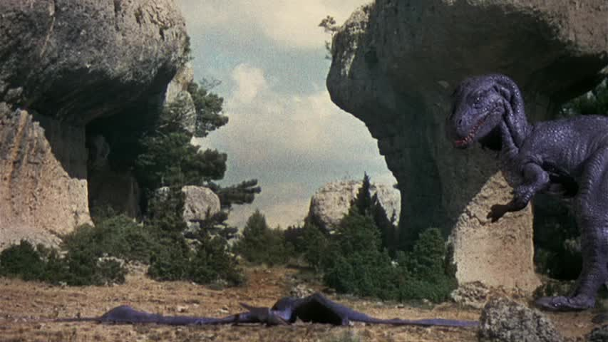 The Valley of Gwangi (1969)
