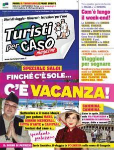 Turisti per Caso Magazine - settembre 2016