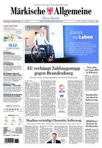 Märkische Allgemeine Dosse Kurier - 13. September 2018