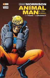 Animal Man de Grant Morrison Libro 1: El zoo humano