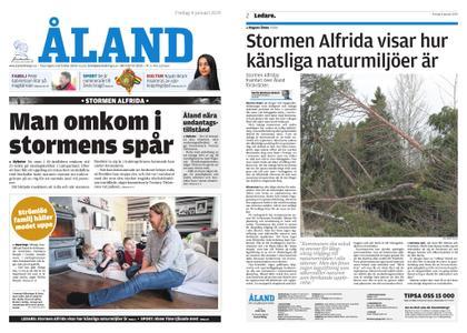 Ålandstidningen – 04 januari 2019