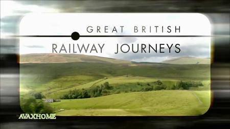 Great British Railway Journeys Season 7 (2016) (BBC) {web rip}