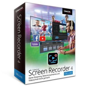 CyberLink Screen Recorder Deluxe 4.0.0.6785