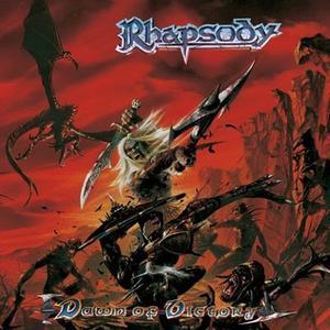 Rhapsody - Dawn Of Victory (2000)
