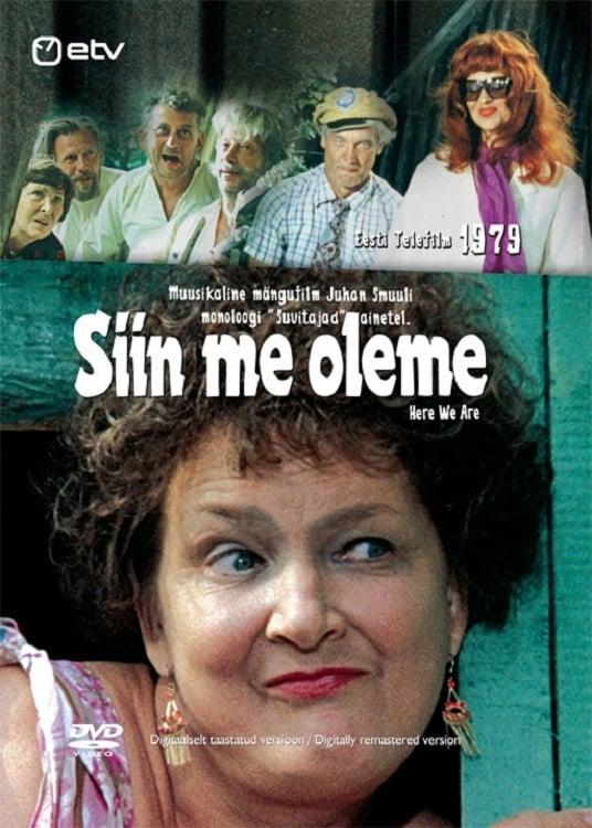 Here We Are! (1979) Siin me oleme!