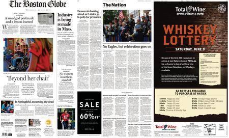 The Boston Globe – June 06, 2018