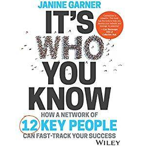 It's Who You Know: How a Network of 12 Key People Can Fast-Track Your Success [Audiobook]