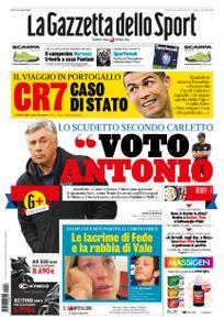La Gazzetta dello Sport Roma – 16 ottobre 2020