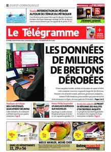 Le Télégramme Ouest Cornouaille – 25 février 2021