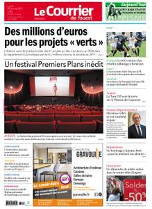 Le Courrier de l'Ouest Angers – 25 janvier 2021