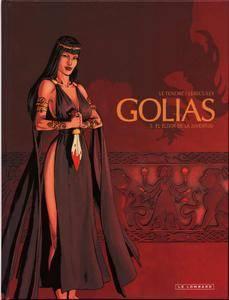 Golias - Tomo 3 - El elixir de la juventud