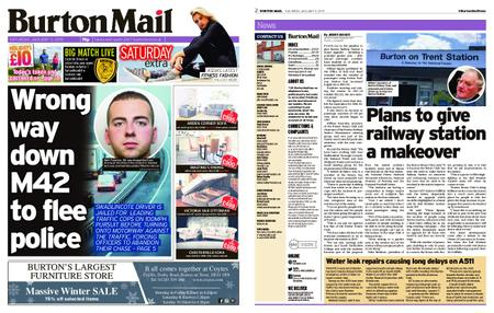 Burton Mail – January 05, 2019