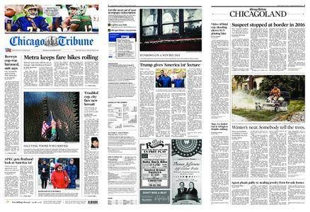 Chicago Tribune – November 11, 2017