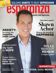 esperanza Magazine for Anxiety & Depression - August 2019
