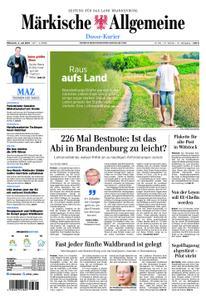 Märkische Allgemeine Dosse Kurier - 03. Juli 2019
