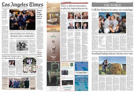 Los Angeles Times – December 07, 2019