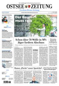 Ostsee Zeitung Wolgast - 07. Januar 2019