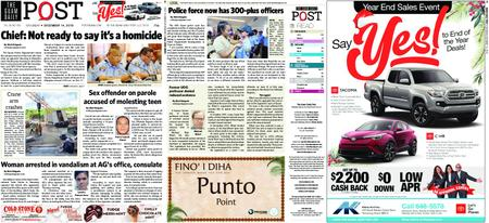 The Guam Daily Post – December 14, 2019
