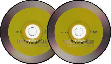 Pentangle Light Flight The Anthology 2002 2 Cds