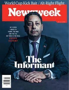 Newsweek USA - June 15, 2018
