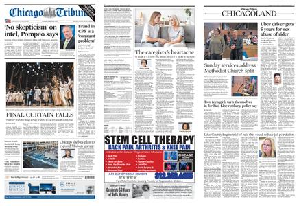 Chicago Tribune – January 06, 2020