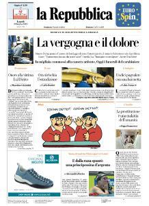 la Repubblica - 29 Luglio 2019