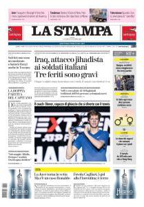 La Stampa Imperia e Sanremo - 11 Novembre 2019