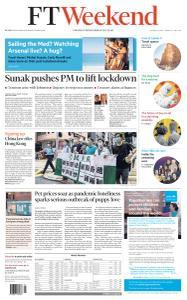 Financial Times UK - May 23, 2020