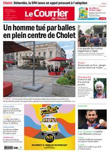 Le Courrier de l'Ouest Cholet – 25 juillet 2021