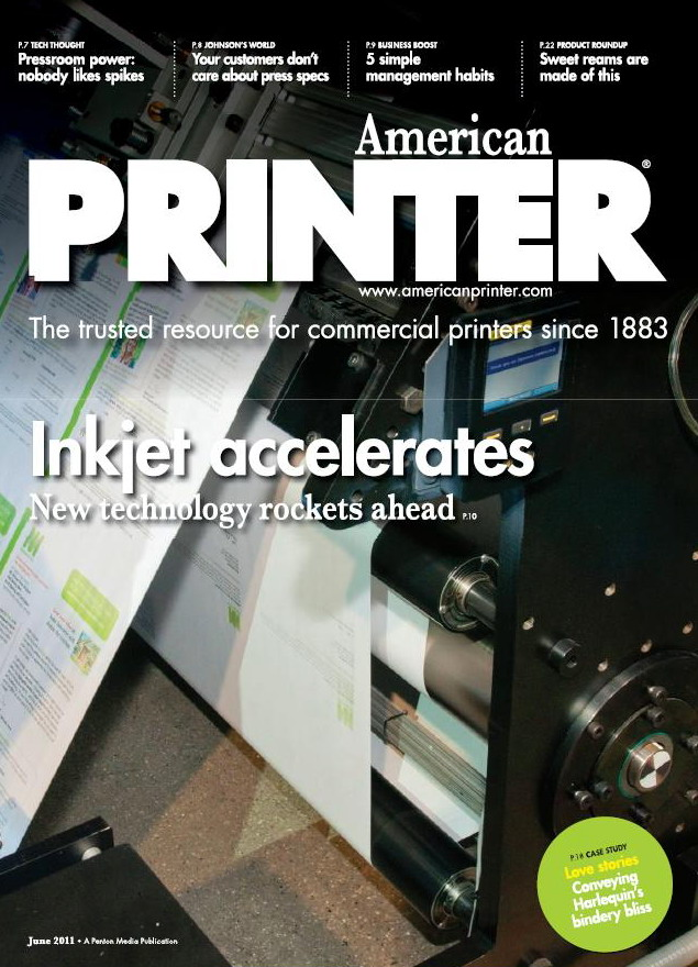 American Printer No.6 - June 2011