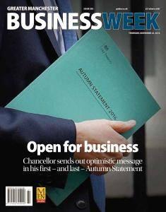 Greater Manchester Business Week - November 24, 2016