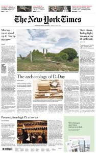 International New York Times - 7 June 2019