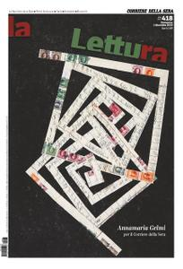 Corriere della Sera La Lettura – 01 dicembre 2019