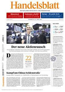 Handelsblatt - 25. April 2019