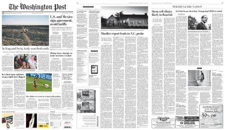 The Washington Post – June 08, 2019