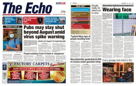 Evening Echo – July 17, 2020