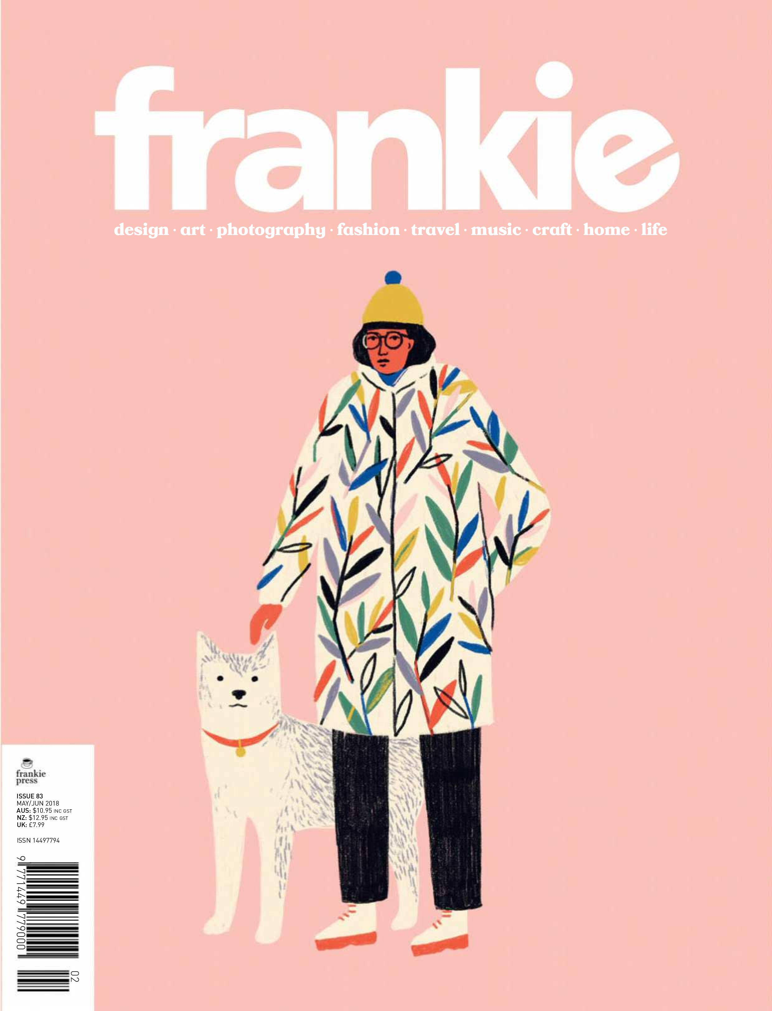 frankie Magazine - May/June 2018