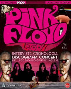 Classic Rock Monografie N.6 - Pink Floyd Story - Maggio-Giugno 2018