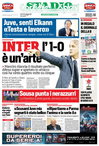Il Corriere dello Sport STADIO (25.09.2015) / AvaxHome