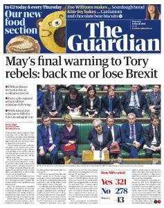 The Guardian - March 14, 2019