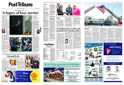 Post-Tribune – December 22, 2019